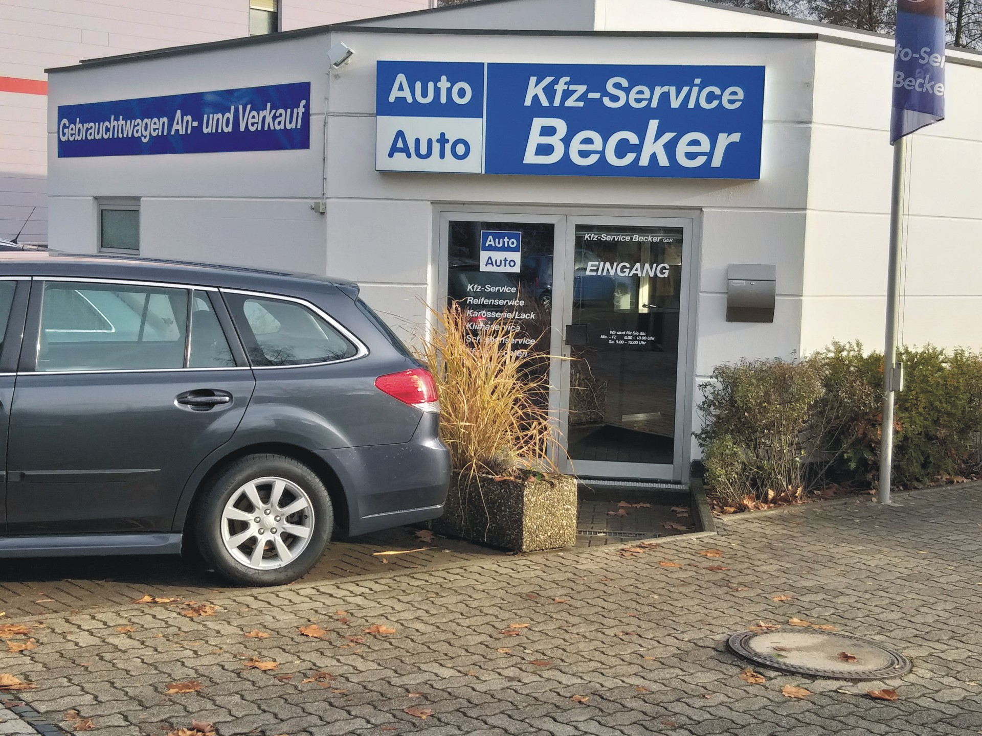 Autohaus Becker Bad Bergzabern